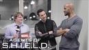 Stump S.H.I.E.L.D. - Brett Dalton and Henry Simmons