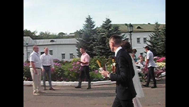 Антон и Лада Трифоновский монастырь