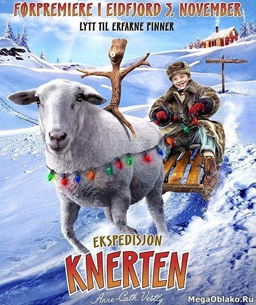 Экспедиция Коряжки / Ekspedisjon Knerten (2017/WEB-DL/WEB-DLRip)