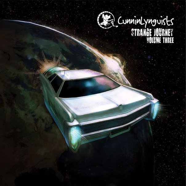 Cunninlynguists - Strange Journey Volume 3 (2014)