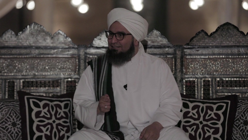 Лекции О Мюрид Шейха Али Джифри 3 часть 3 серия