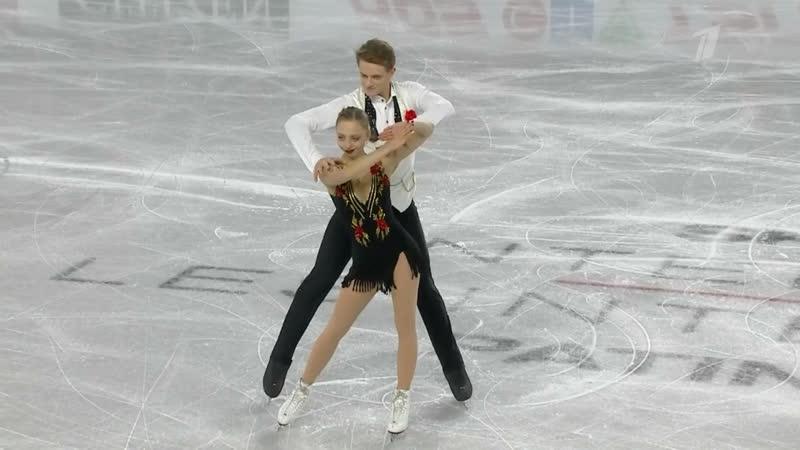 Aleksandra BOIKOVA / Dmitrii KOZLOVSKII – SP – Canada International 2018