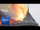 Liberals Want to Blame Russia For Notre Dame! But Connection to the Church is the Spiritual Sort!