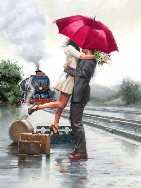 Любовь — это всего лишь слово, пока не придет тот, кто придаст ему смысл