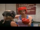 Female Celebrity boxing in Films and TV 2