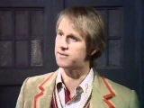 Children in Need 1983 - Peter Davison interviewed by Terry Wogan