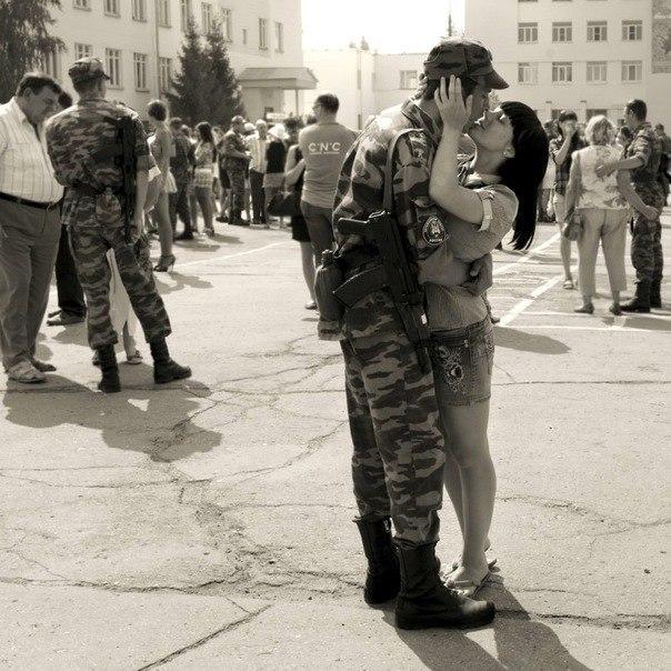 Рассказ парень и солдат 4 фотография