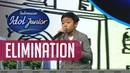 DEVEN CHRISTIANDI GOLDEN SLUMBERS The Beatles ELIMINATION 2 Indonesian Idol Junior 2018