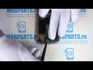 Samsung S4 mini как разобрать, ремонт и сборка Самсунг C4 мини