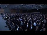 Samsung Galaxy S5 промо-видео с презентации в Барселоне 24.02.2014