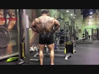 Двойник с россии rich piana massive tattooed bodybuilder