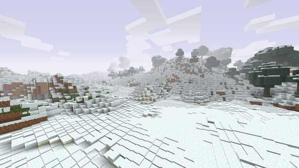 С новым снегом!