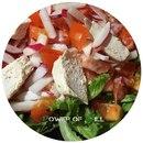 6 идей для вкусных салатиков, богатых белком