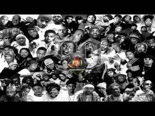 Notorious B.I.G Ft. 2pac, Snoop Dogg, Dmx, Ice Cube, Eminem - R.I.P Old School [ Dj ThugCent Remix ]