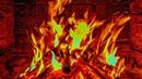 Успокаивающие звуки огня в камине. Расслабляющий шум костра - 1 час для дневного сна и отдыха