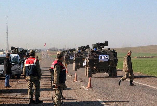 Ирак обвинил Турцию в военном вторжении на свою территорию