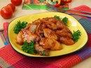Куриное филе в кисло-сладком соусе: идеальный обед!