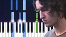Dean Lewis Be Alright Piano Tutorial