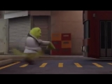 Shrek Dancing