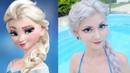 30 Personaggi CARTONI che ESISTONO Veramente nella Vita Reale Principesse Disney Prima e Dopo