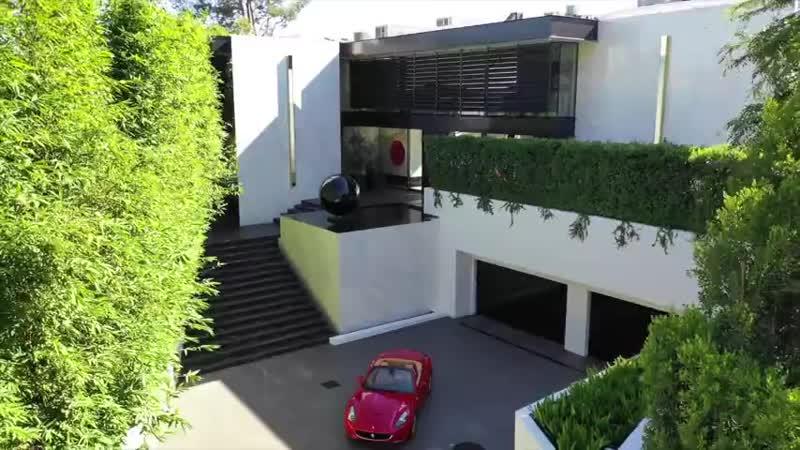 Вилла стоимостью $25.000.000. Лос-Анджелес