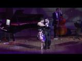 Javier Rodriguez and Fatima Vitale