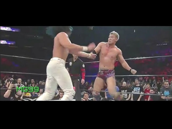 Kazuchika okada vs Jay white HIGHLIGHTS: NJPW ROH G1 Supercard