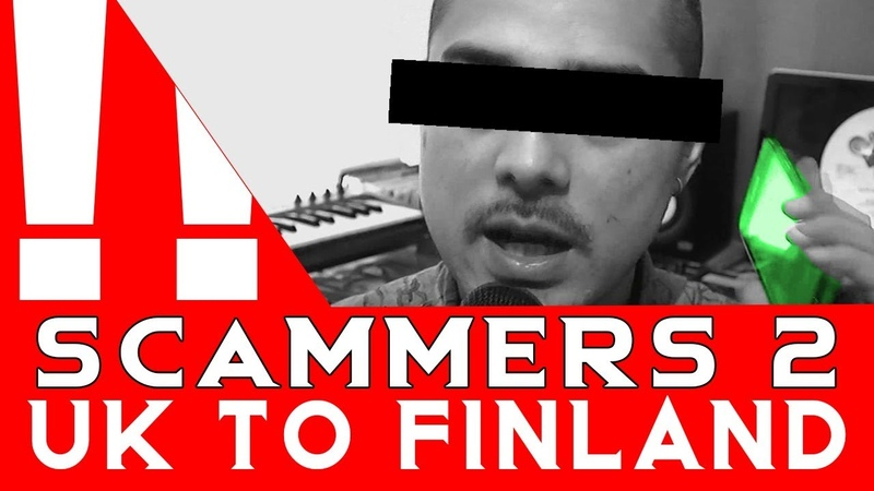SCAM CALLS 2 from UK to FINLAND (subt. español)