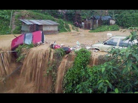 Наводнение в Индии Карела 14 08 2018