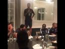 Как сборная Франции развлекалась после матча с Германией Мбаппе Канте Гризман Погба