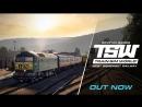 Train Sim World: West Somerset Railway уже доступно для PC!
