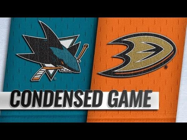 San Jose Sharks vs Anaheim Ducks – Sep.20, 2018 | Preseason | Game Highlights