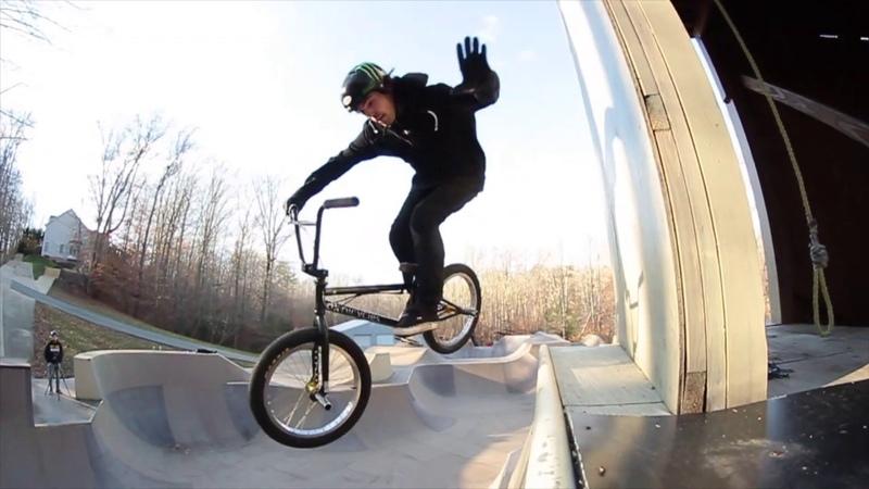 Mike Varga - All or Nothing insidebmx