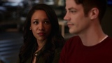 Barry and Iris (2x19 - Back to Normal)