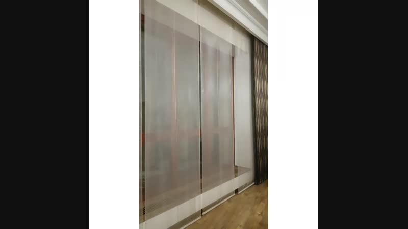 Панельные шторы