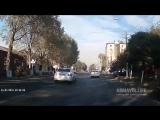 Патрулька ДПС нагло лихачит в Армавире 06.10.17