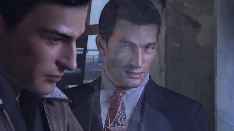 Mafia 2.Henry and Vito
