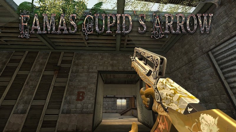 Famas Cupid's Arrow (Ivory)