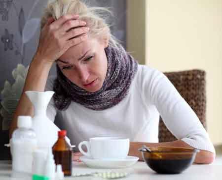 Пациенты с постоянными симптомами гриппа имеют повышенный риск развития пневмонии.