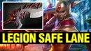 LEGION COMMANDER SAFE LANE - Draskyl - Dota 2
