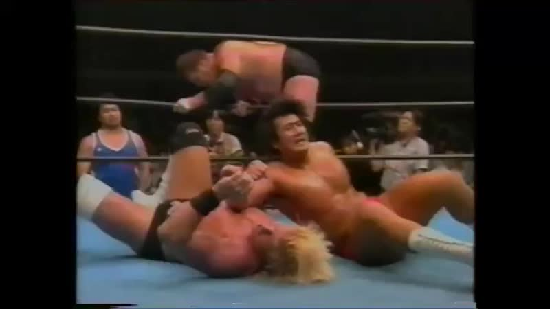 1994.06.18 - NTV All Japan Pro Wrestling Relay