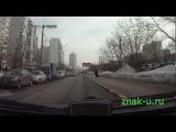 Маршрут экзамена в ГАИ Марьино. Вождение по городу.