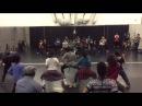 The Corps Dance Crew - Levi Heichou's 'Talk Dirty' rehearsal run