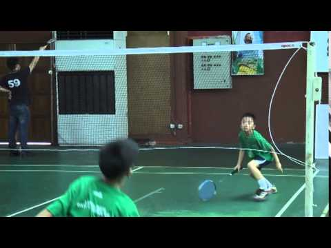 Be A Champion with Dato Lee Chong Wei - Badminton Training Session