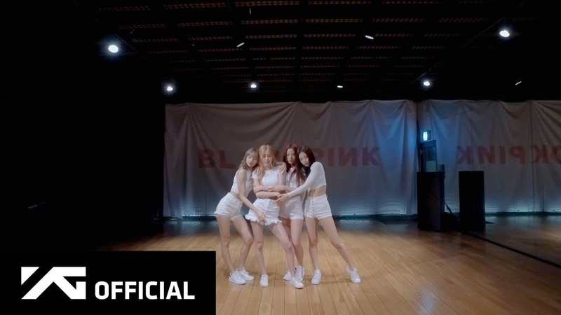 BLACKPINK - Dont Know What To Do DANCE PRACTICE VIDEO (MOVING VER.)