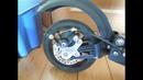 Электросамокат Kugoo S2 дисковый тормоз
