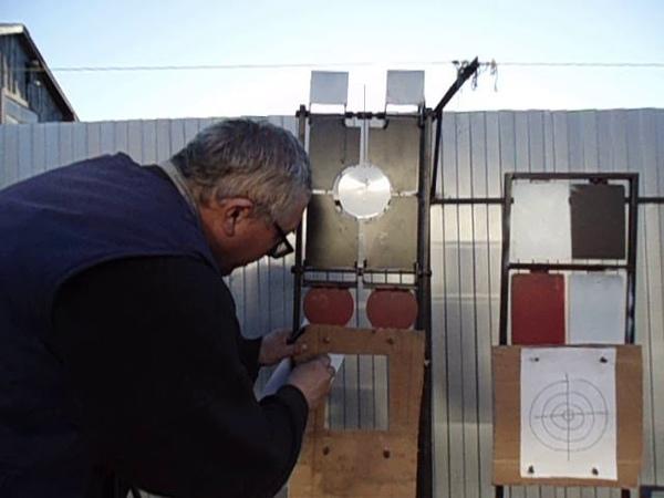 мишени пристрелочные для страйкбольных снайперов