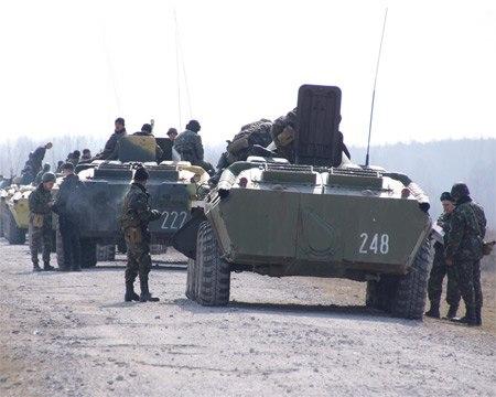 Военная разведка США сообщила о размещении 30 тысяч российских солдат под Ростовом и Таганрогом