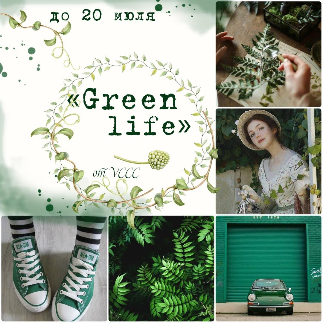 """Задание """"Green Life"""""""