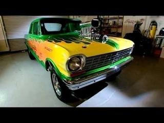 Chevrolet Nova [Реставраторы]